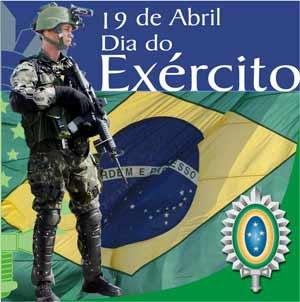 Resultado de imagem para 19 de abril dia do exercito brasileiro