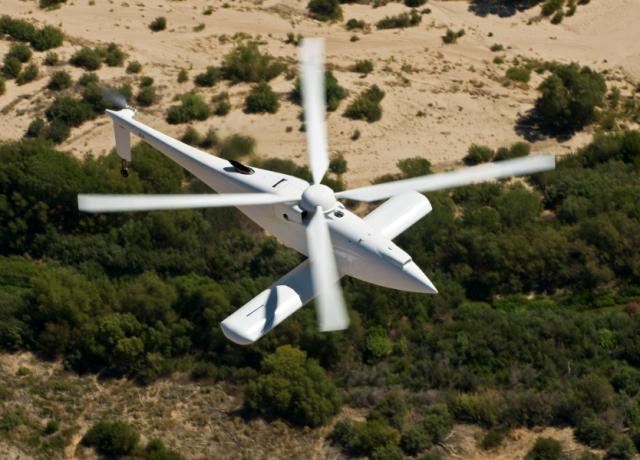 A160T – um transportador não tripulado para o USMC