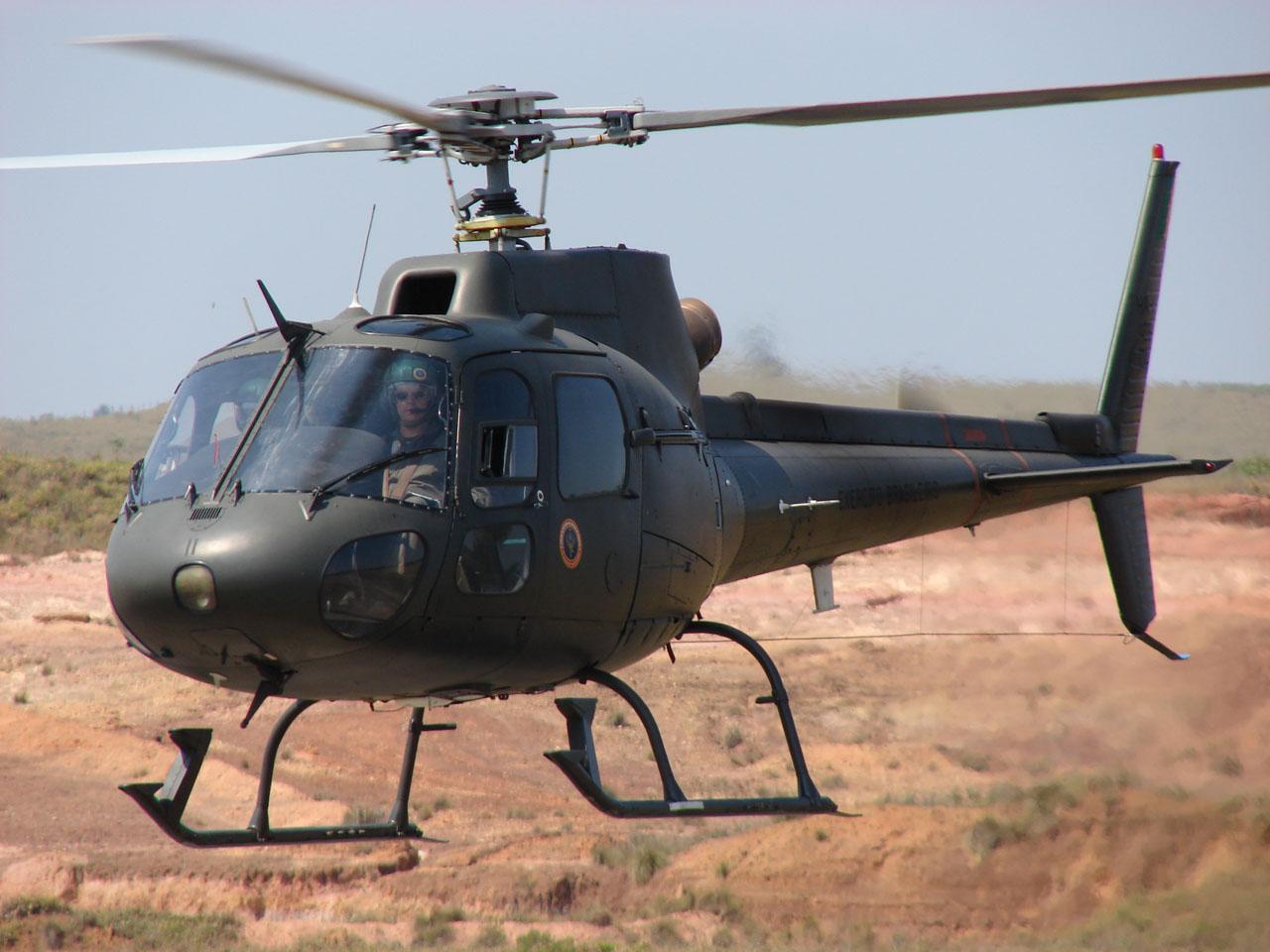 Helibras vai modernizar helicópteros Esquilo do Exército