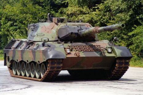 """танк """"Леопард-1A5"""""""