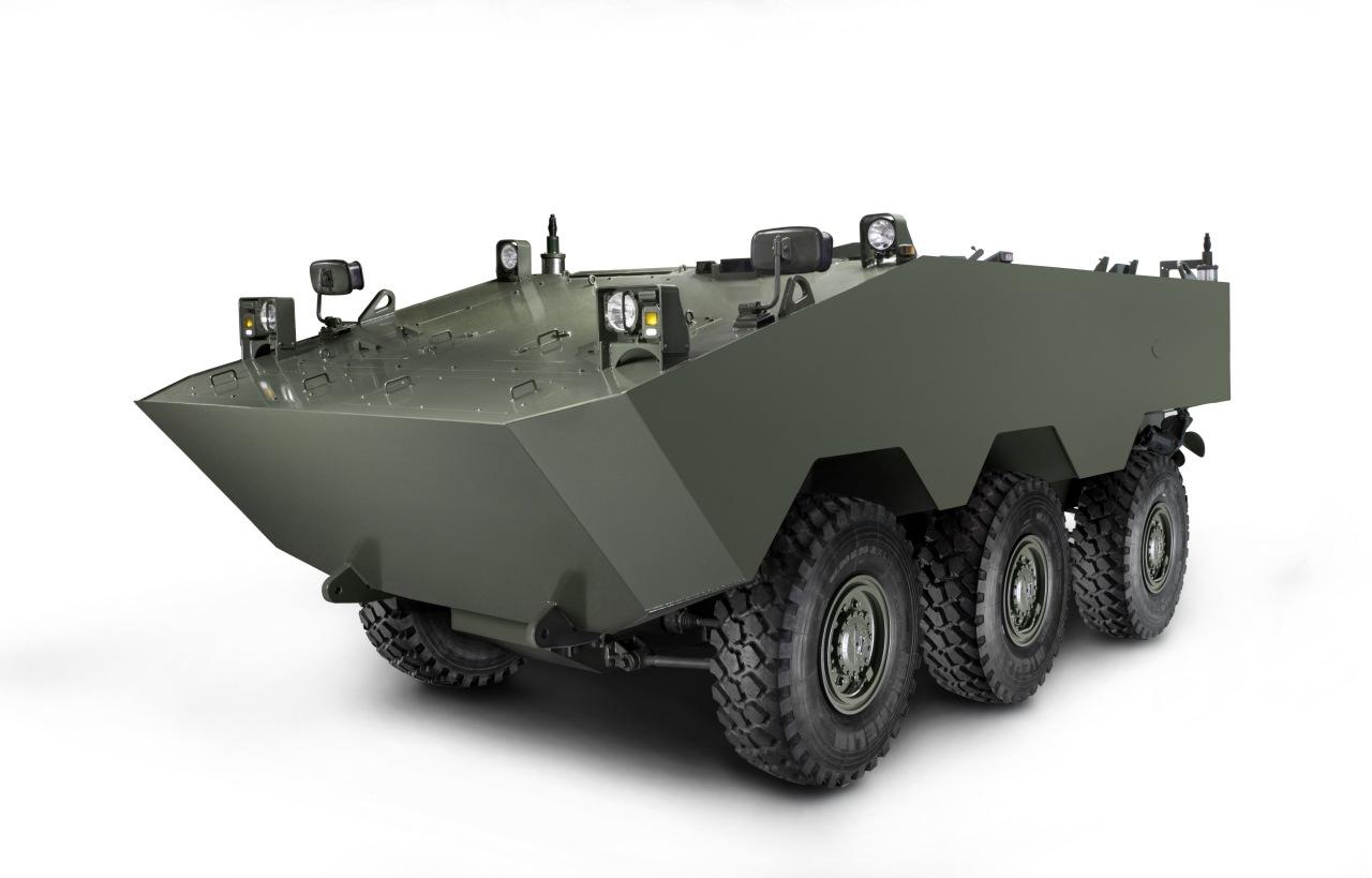 Exército garante mais de 2 mil blindados até 2029