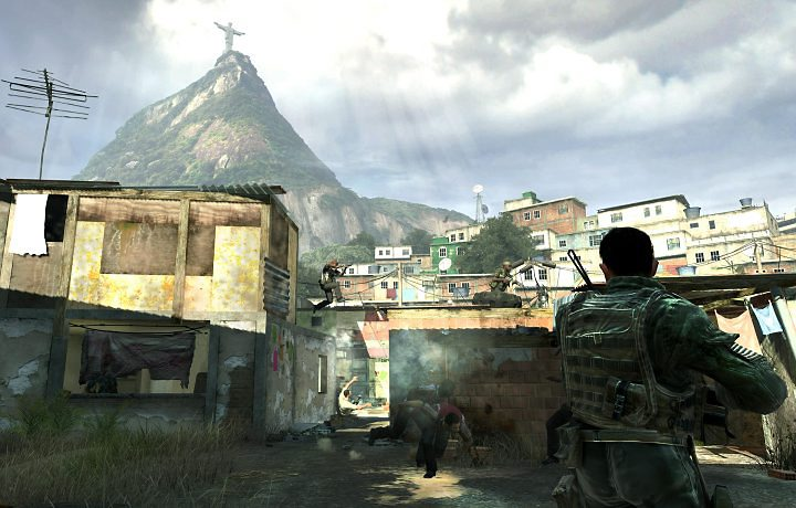 Call of Duty Modern Warfare 2 a