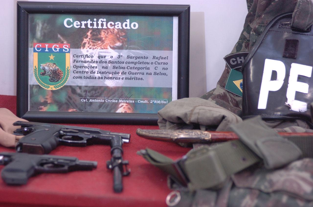 Falso Militar 2
