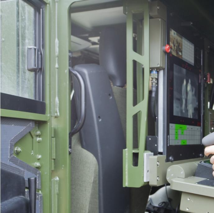 MPCV interno - foto MBDA