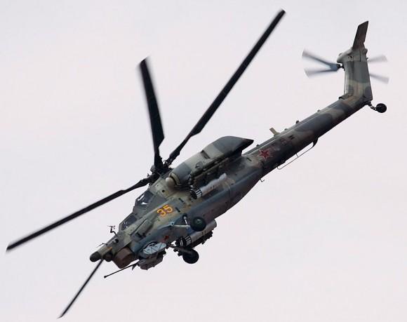 MI-25: FUERZA AEREA DEL PERU  - Página 3 Mi-28N-580x459