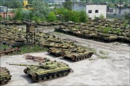 Russian Tanks - 1