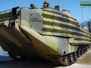 CLAnf do CFN em operação Passex com o BPC Dixmude - foto Nunão - Forças Terrestres