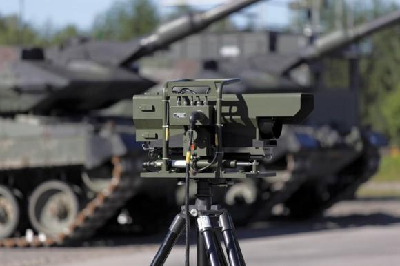 30/09/2012 -  Exército testa LFME