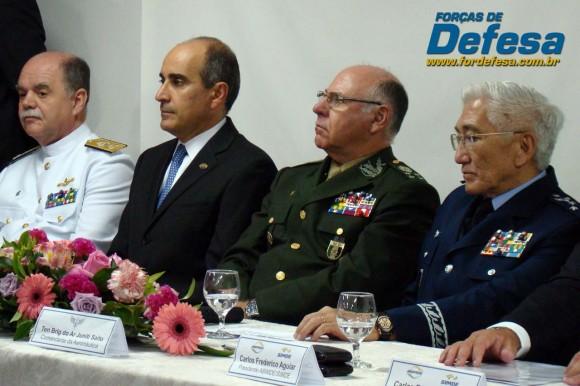 ABIMDE - evento novo presidente Sami Youssef Hassuani - foto 6 Forças de Defesa