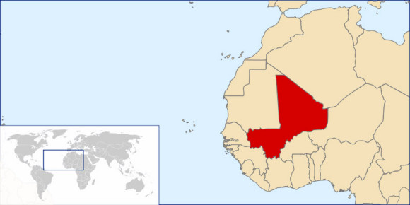LocationMali