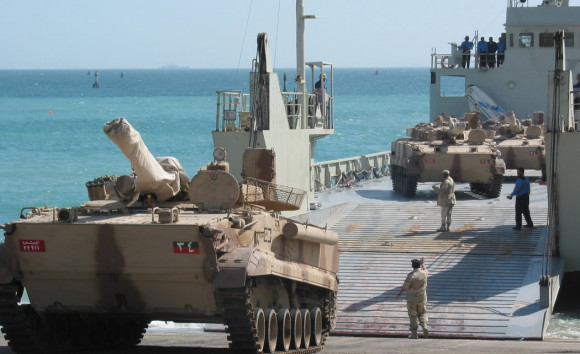 BMP-3 UAE - arab defense