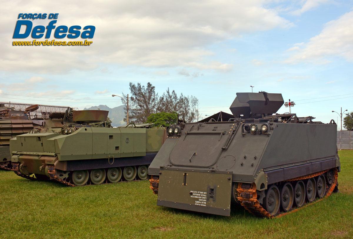 M113 EB  e MB LAAD 2013