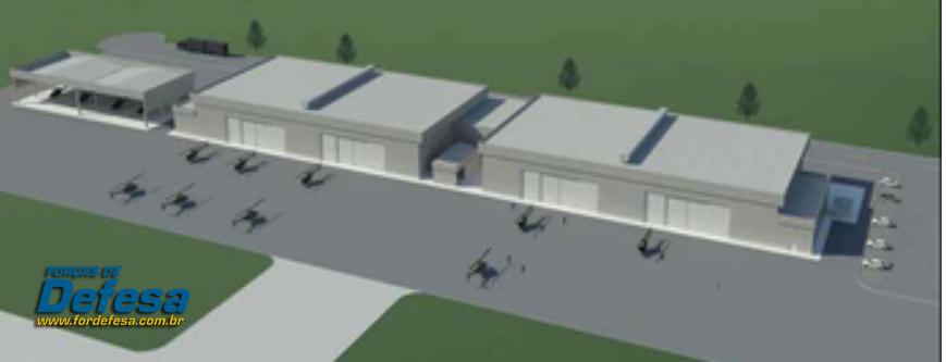 Projeto 32 2 novas instalacoes da AVEX em taubate