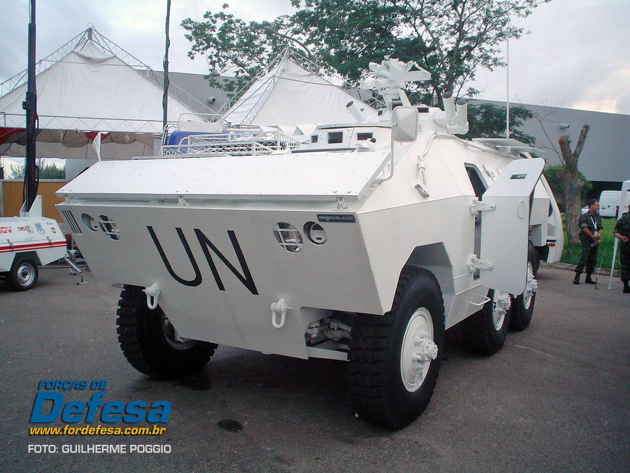 Exército planeja hipótese de enviar batalhão para o Oriente Médio URUTU-ONU-FOTO-G-POGGIO
