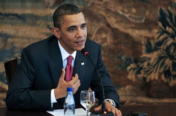 Obama - foto 2012 Agência Brasil
