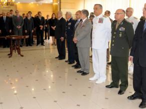 Cerimônia Certificados Empresa Estratégica de Defesa - foto MD
