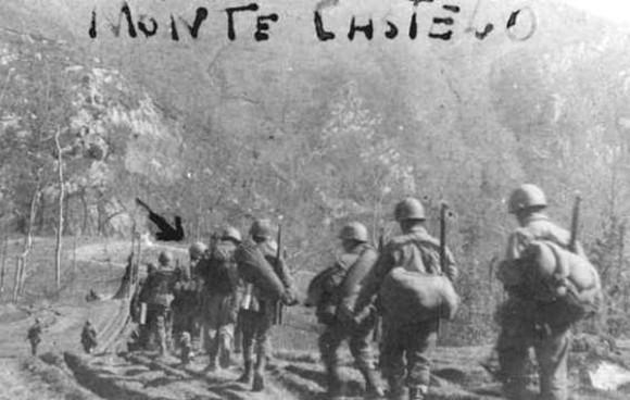 22/02/2013 - 69 anos da tomada de Monte Castelo