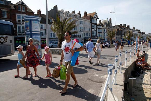 Dia D 70 anos - weymouth-2013 - foto via ibtimes