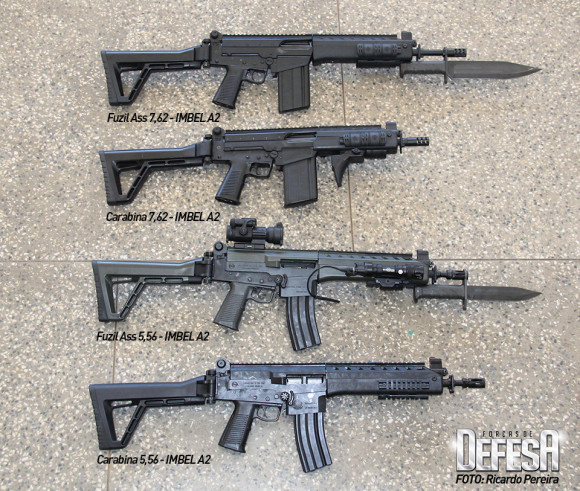 Sistema de Armas Imbel A2 - 1
