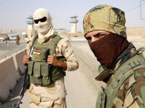Kurdish Iraq Security