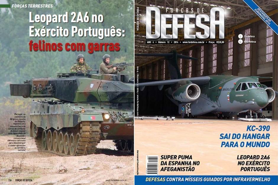 Forças de Defesa 12 - capa e miolo 3 - destaque