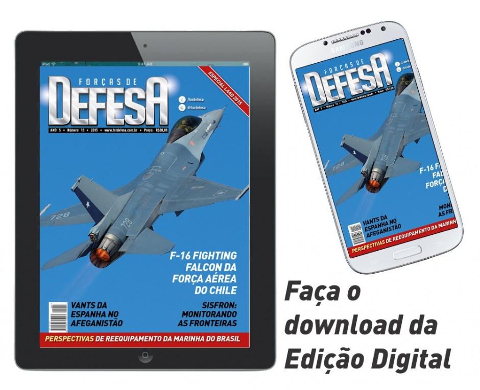 Anúncio Forças de Defesa Digital