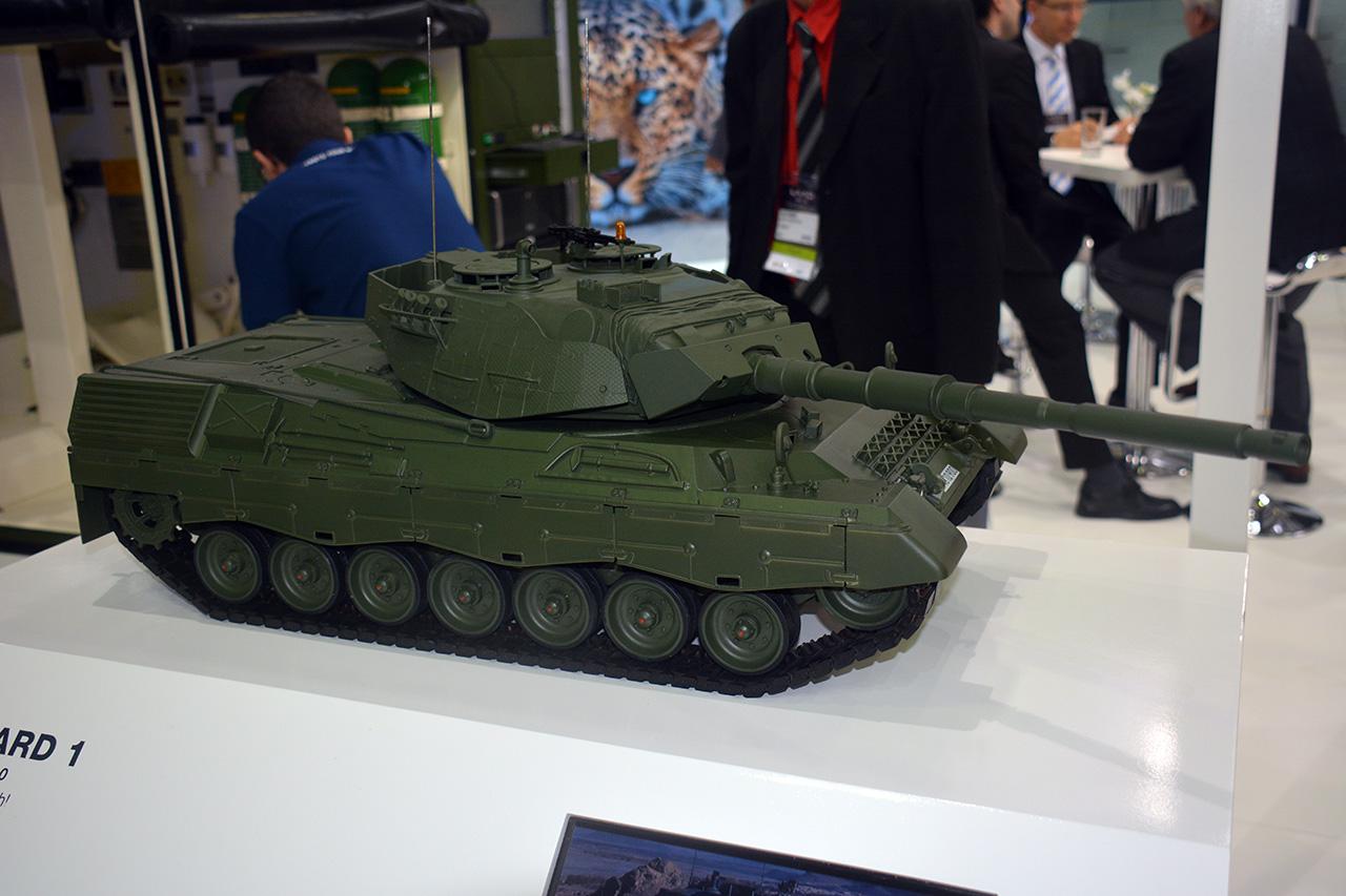 Modelo Leopard 1