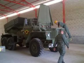 Lançador Venezuelano - 1