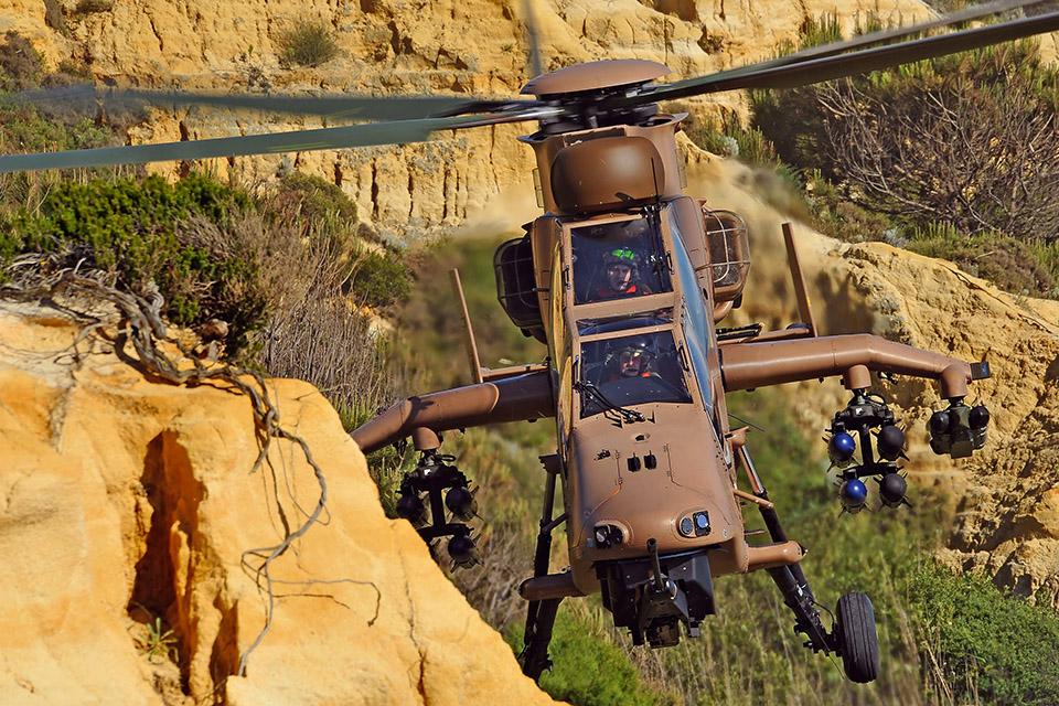 Helicóptero Tigre HAD