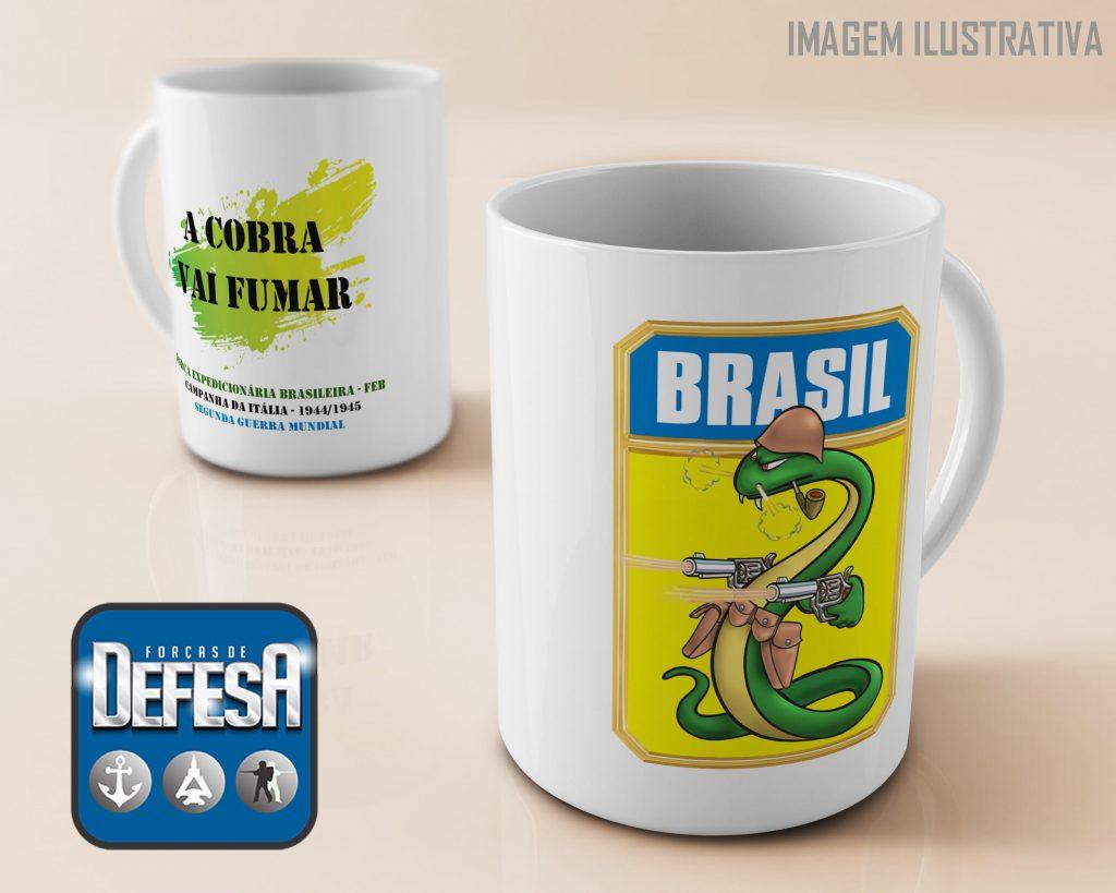 Caneca da Defesa Store – www.defesastore.com.br