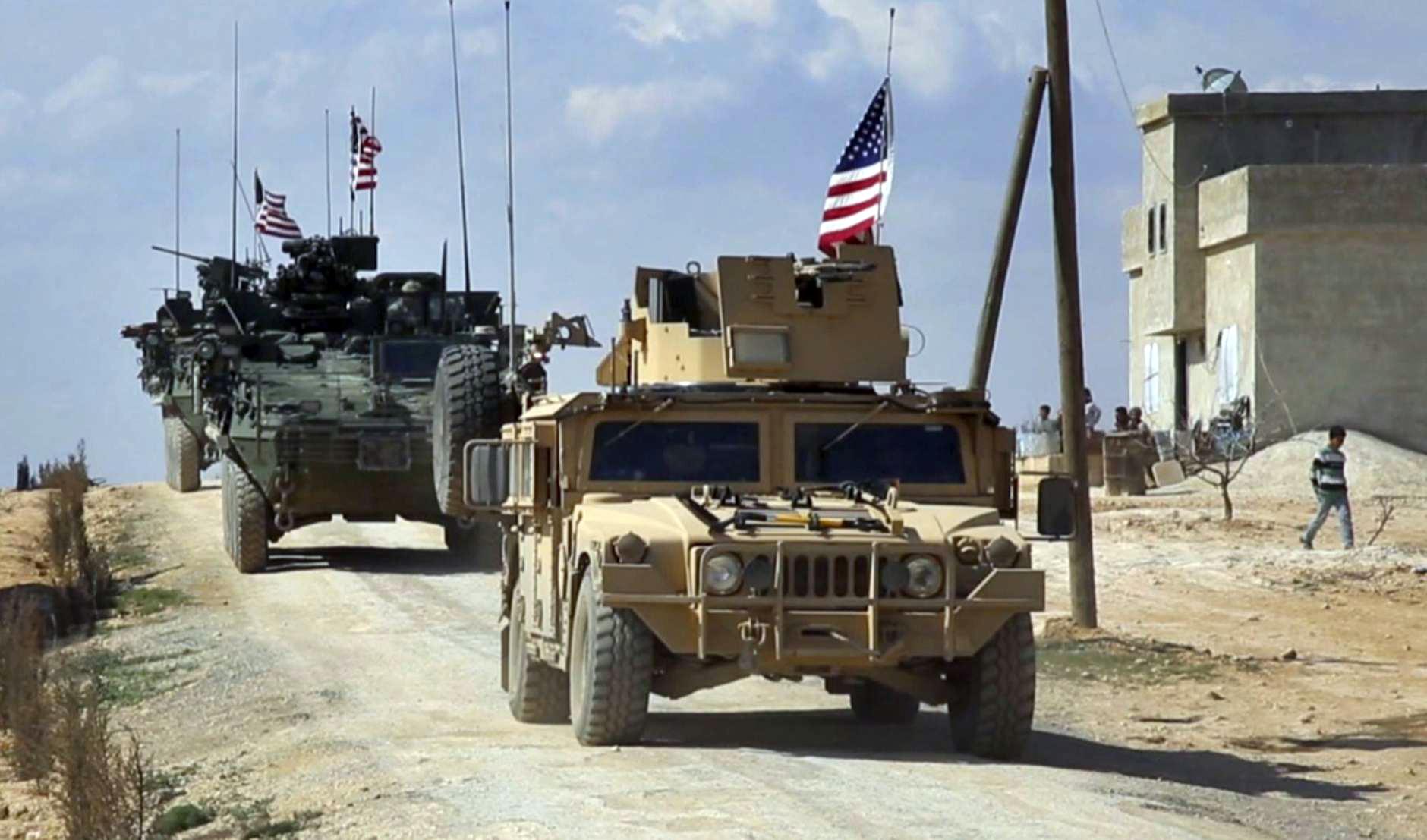 Resultado de imagem para tropas dos eua na siria