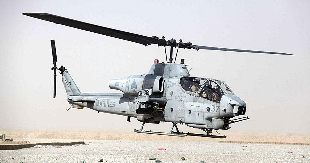 EJÉRCITO BRASILEÑO - Página 26 AH-1W-Super-Cobra-1