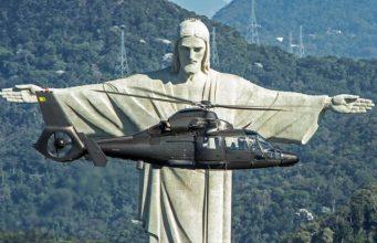 Helicóptero AS365K2 Super Pantera