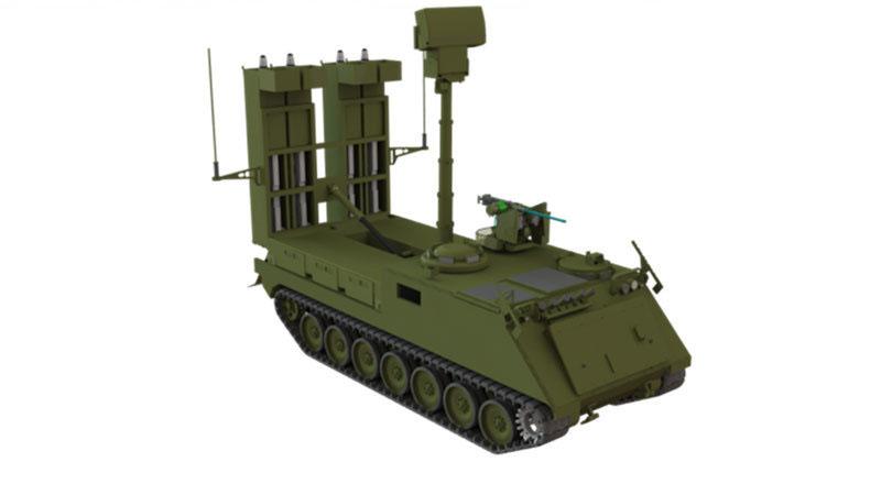 M-113 SHORAD