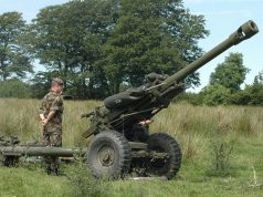 M119 Light Gun de 105 mm