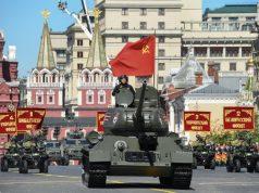 Rússia comemora Dia da Vitória