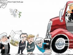 Trump atropela acordo nuclear
