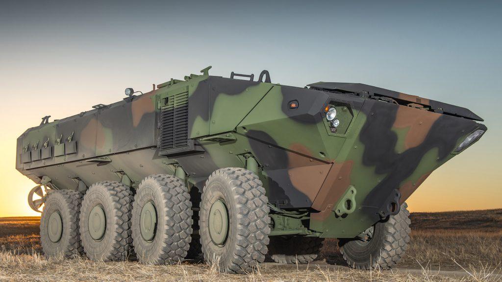 Amphibious Combat Vehicle 1.1 - ACV 1.1