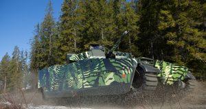 BAE Systems lança CV90 MkIV com iFighting®