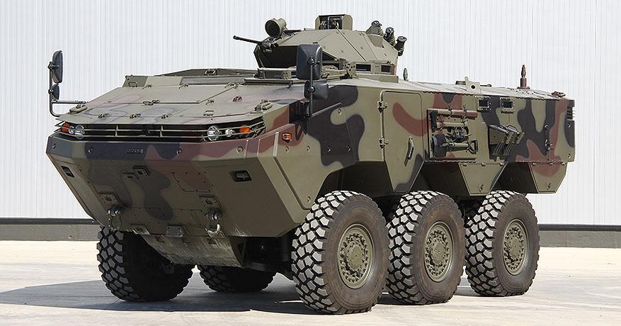 Otokar Arma 6x6