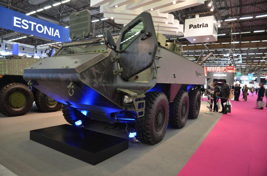 Patria 6x6
