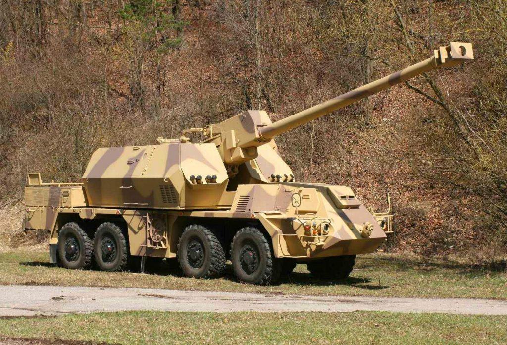 ZUZANA 2 155mm/52 cal