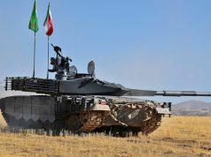 MBT Karrar, do Irã