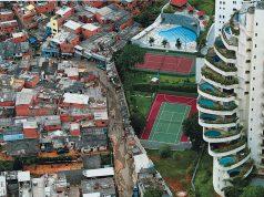 A desigualdade no Brasil continua persistindo