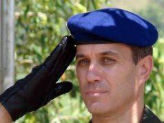 General de brigada Alcides Valeriano de Faria Júnior que irá para o Comando Sul dos EUA