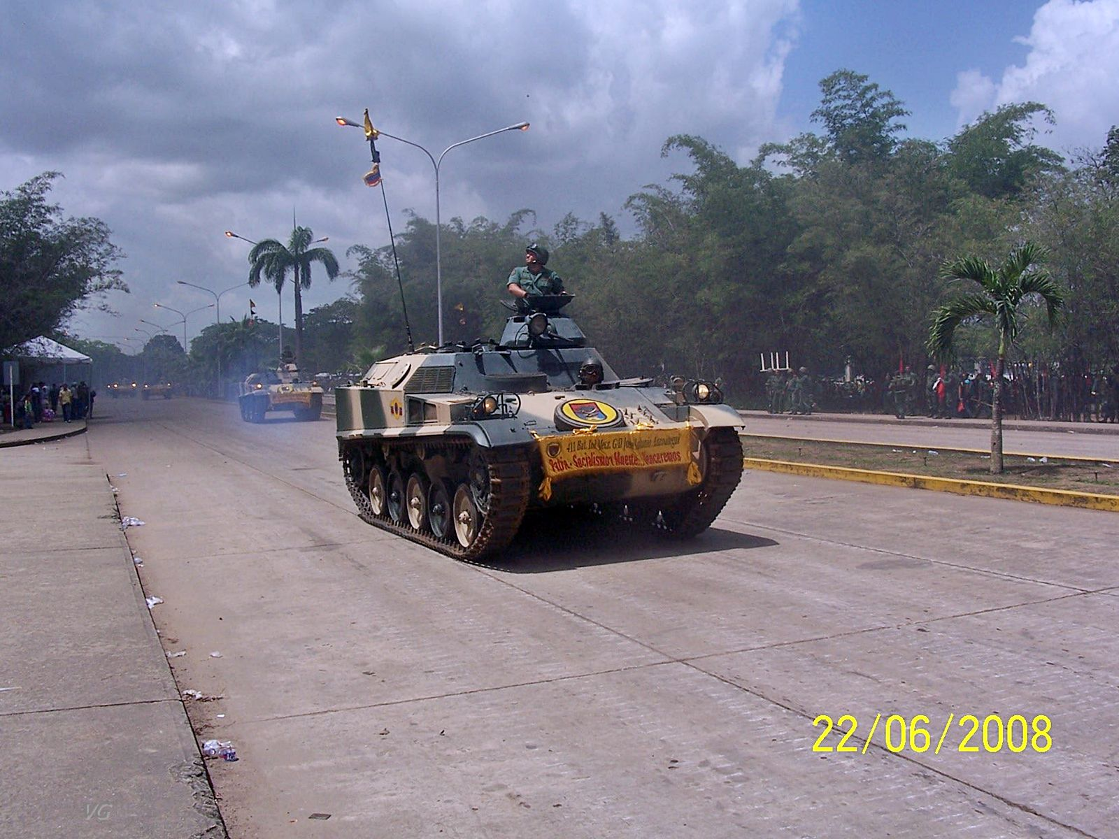 AMX-13 VTT da Venezuela