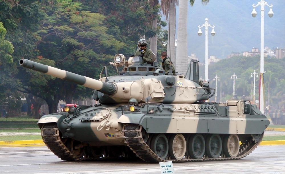 Resultado de imagem para tanques e blindados da Venezuela