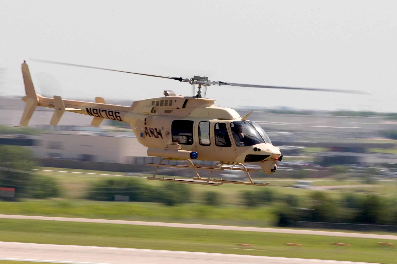 Programa ARH de helicópteros de reconhecimento