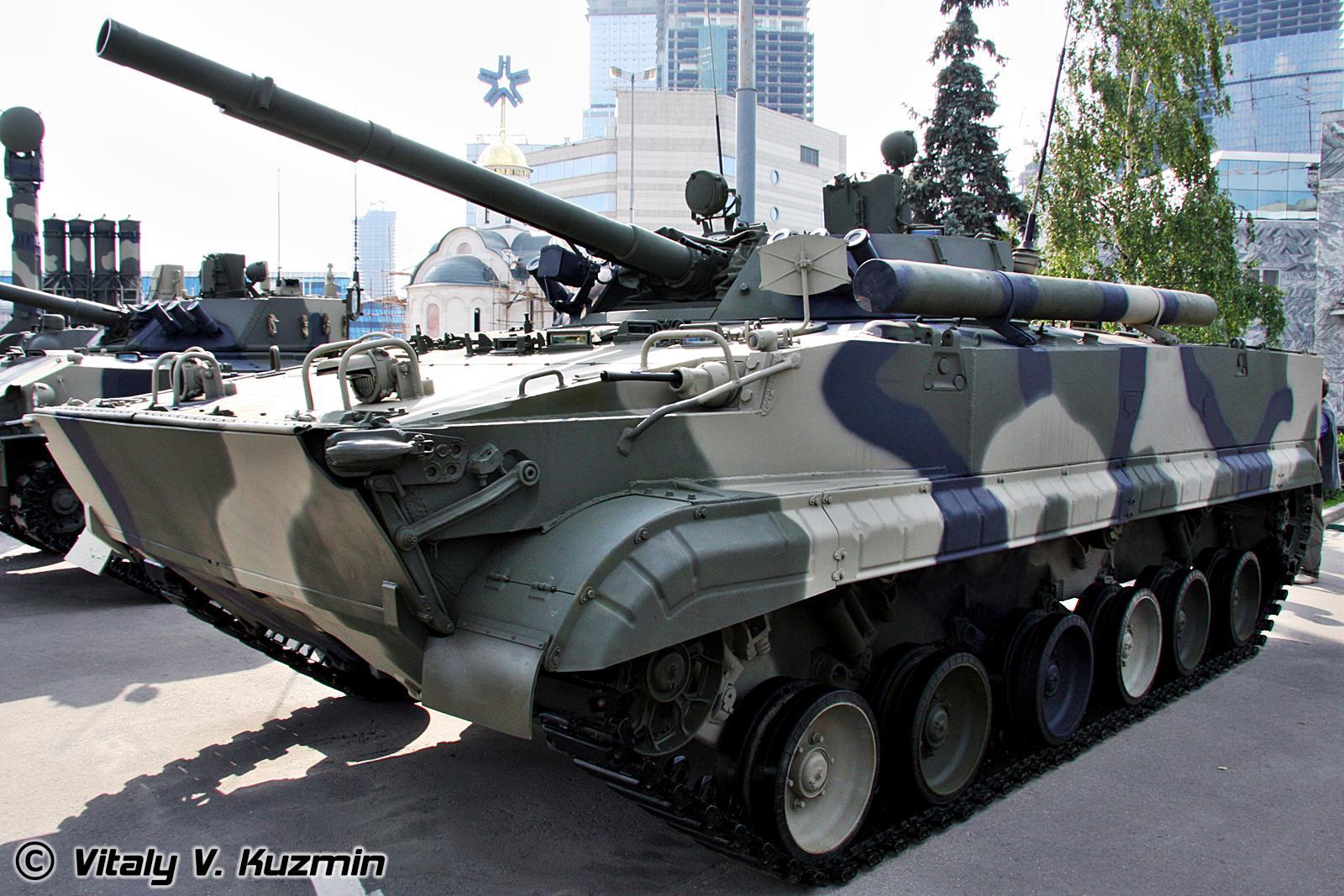 Veículo Blindado BMP-3