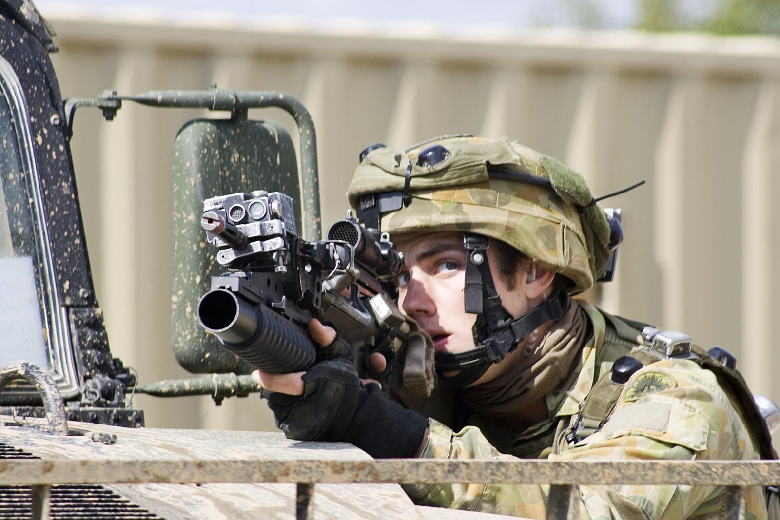1º Batalhão do Royal Australian Regiment (1 RAR)